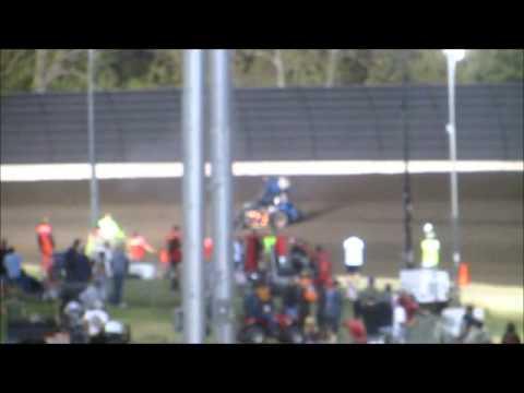 Midgets @ Calistoga Speedway 9 6 15