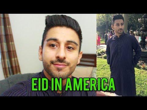 EID IN AMERICA (Muslim Holiday) | EID 2018