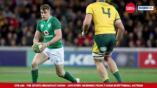 The Garry Ringrose Interview | Felipe Contepomi | All Blacks | Learning from Earls |