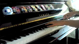 Video Butterfly - Digimon Adventure OP | Naga Piano Cover download MP3, 3GP, MP4, WEBM, AVI, FLV Agustus 2018