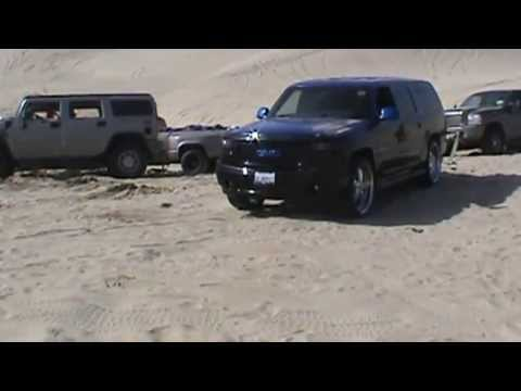 Hummer H2 Vs Ford Excursion Youtube