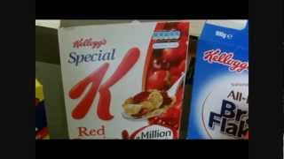 Healthy Eating and Excersise Plan. Cereals - the good and the bad & Excersise DVD recommendation Thumbnail