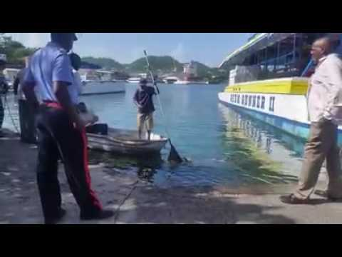 Body discovered on Carenage, Grenada Thursday July 28, 2016