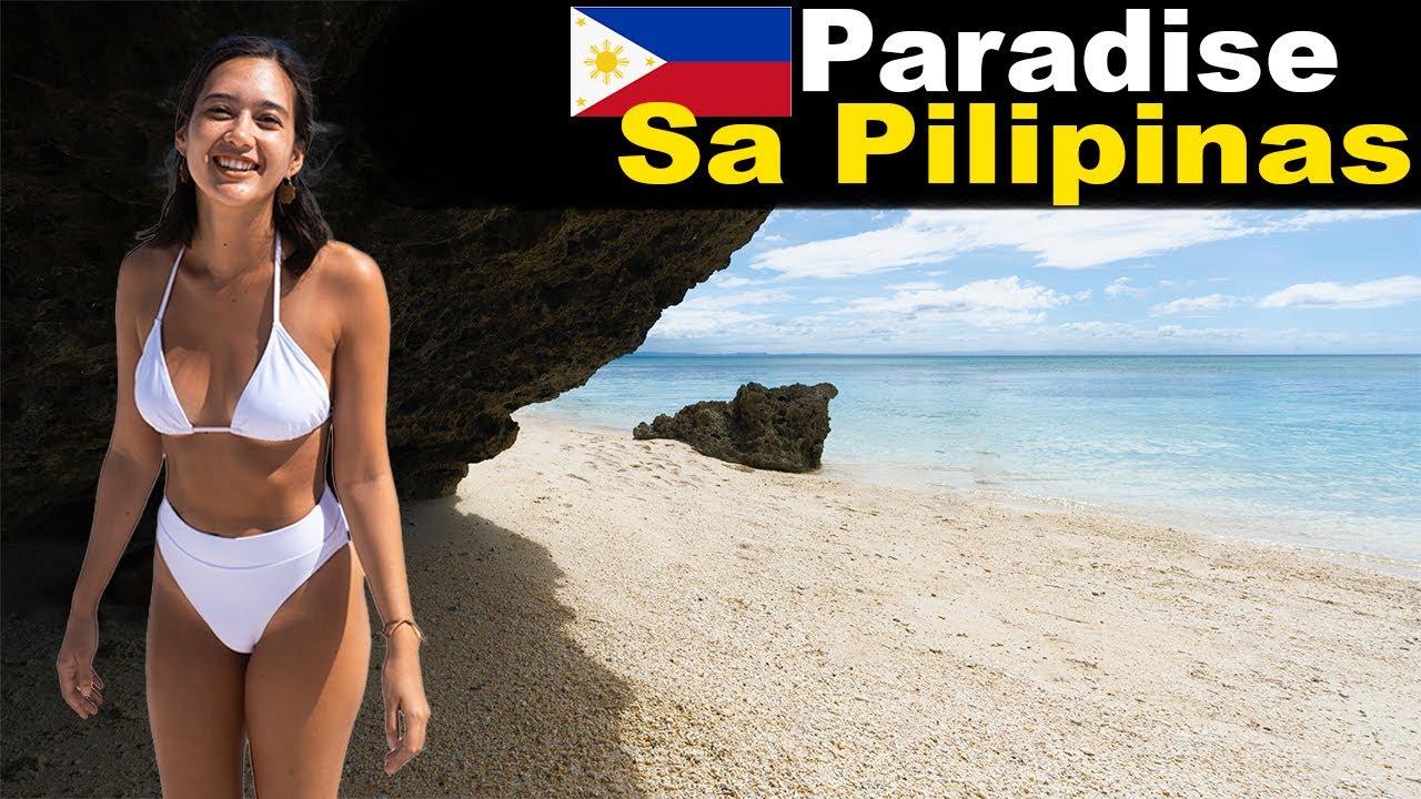 Absolute PARADISE on Bantayan Island! ?? Philippines Travel Vlog
