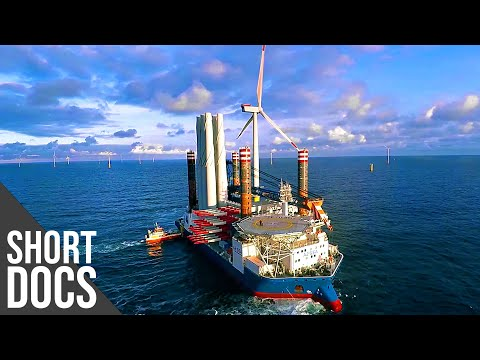 Electricity from the Ocean: Building Offshore Wind Farm in the North Sea | Doc Bites