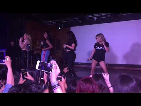 "Fifth Harmony - ""Sauced Up"" - FYE Album Release Party (August 26th, 2017)"