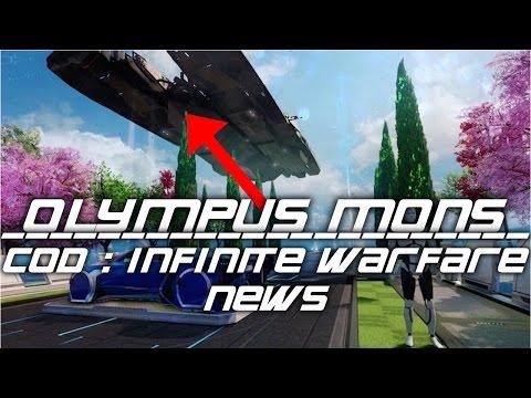 Infinite Warfare - Olympus Mons - Call Of Duty Tweets Hints!