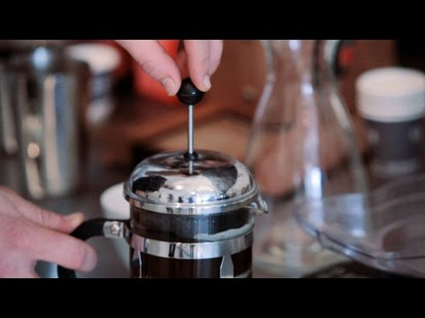 How to Make Espresso in a French Press at Home