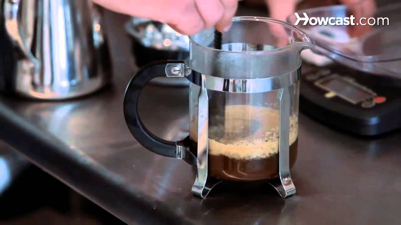 How To Use A French Press Perfect Coffee