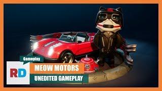 Meow Motors Unedited Gameplay