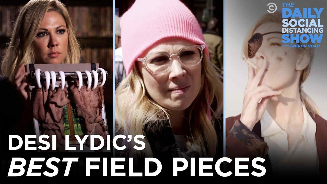 Download Florida Man, Yelp Mafia, Pink Tax - Desi Lydic's Best Field Pieces | The Daily Show