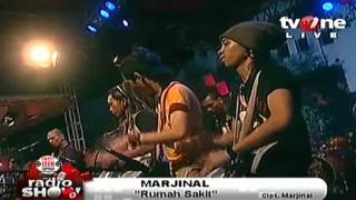Video MARJINAL @RadioShow_tvOne download MP3, 3GP, MP4, WEBM, AVI, FLV Oktober 2018