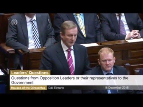 Deputy John Halligan asks the Taoiseach about reality of women who travel