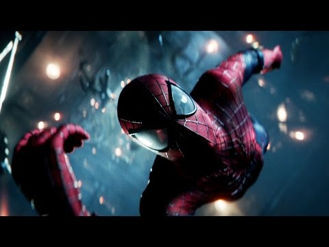 The Amazing Spider-Man 2 - Virtual Cinematography