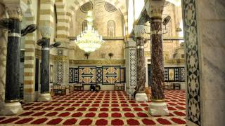 The Splendor of Masjidil Aqsa - Still Photographs 2012