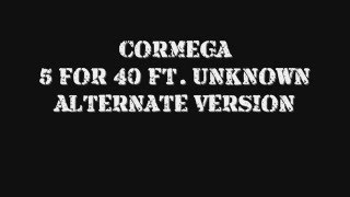 Watch Cormega 5 For 40 video