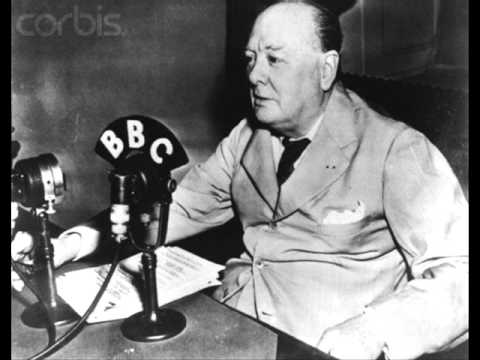 Churchill Radio Broadcast 14 July 1940