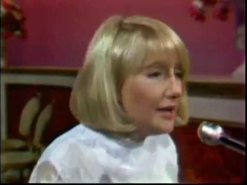 Blossom Dearie--My Gentleman Friend, Soon It's Gonna Rain, 1967 TV