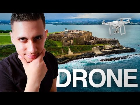 DRONEs in Puerto Rico   Roll Up to the Club Like…
