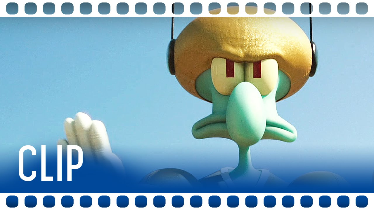 Spongebob Schwammkopf 3d Clip 3 Deutsch German Hd Youtube