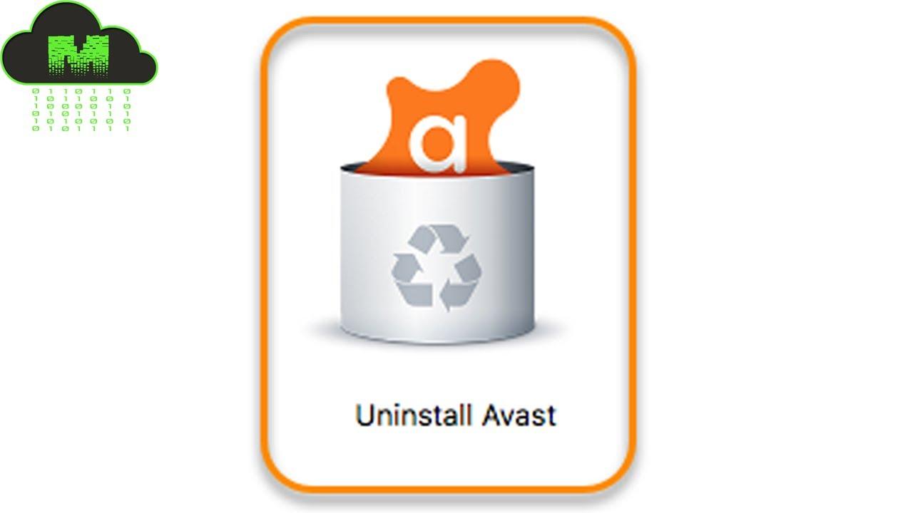 Cách gỡ cài đặt phần mềm Avast