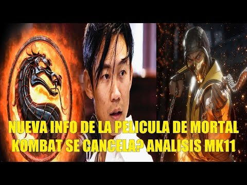 Nueva Info de la Pelicula de Mortal Kombat James Wan la Cancelo? Analisis del Trailer de  MK11 thumbnail