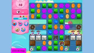 Candy Crush Saga Level 3082 NEW NO BOOSTERS Cookie