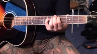 Как играть песню Lumen - Гореть
