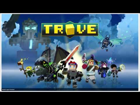 Trove - Road To Higher Power Rank - We Got A CLUB!