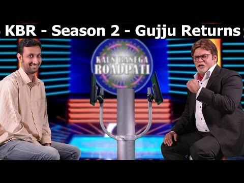 Watch Big B on Kaun Banega Roadpati - Gujju Returns - Suresh Menon Comedy - Comedy One