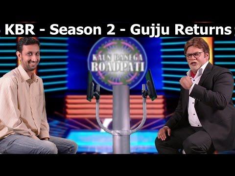 Watch Big B on Kaun Banega Roadpati - Gujju Returns - Suresh Menon Comedy - Comedy One