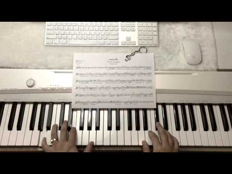สอนเปียโนเพลงคนทางนั้น#1