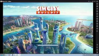 Simcity BuildIt Tricks #01 - Memu Android Emulator