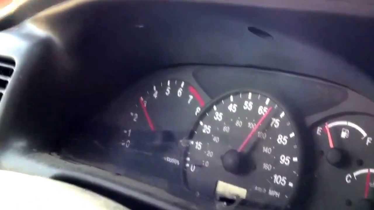 2000 Chevrolet Tracker PROBLEM SOLVED!  YouTube