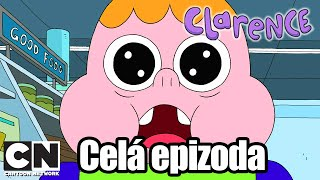 Clarence | Ztracený v supermarketu (Celá epizoda) | Cartoon Network