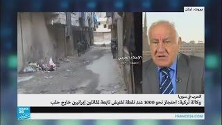 هشام جابر يشرح خفايا الاتفاق التركي الروسي حول حلب