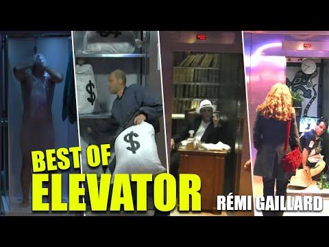 BEST ELEVATOR PRANKS (REMI GAILLARD)