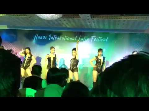 HILF 2017 - Kizomba Hanoi team