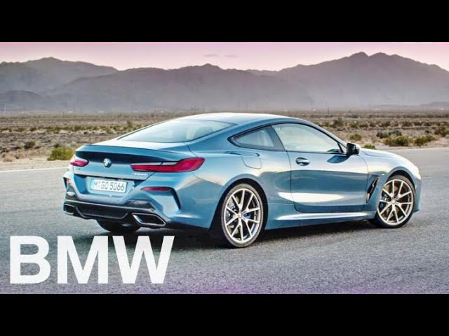 The all-new BMW 8 Series Coupé. Official launchfilm.