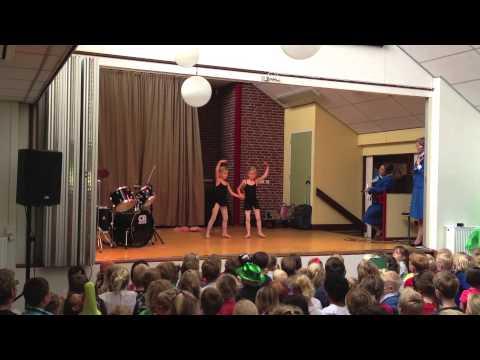 Laat zien wat je kan show Bronckhorstschool