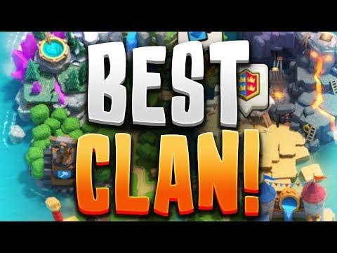 The BEST CLAN WAR CLAN?! Clash Royale Clan Wars Decks, Tips & Tricks!