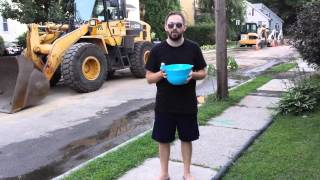 ASL Ice Water Bucket Challenge