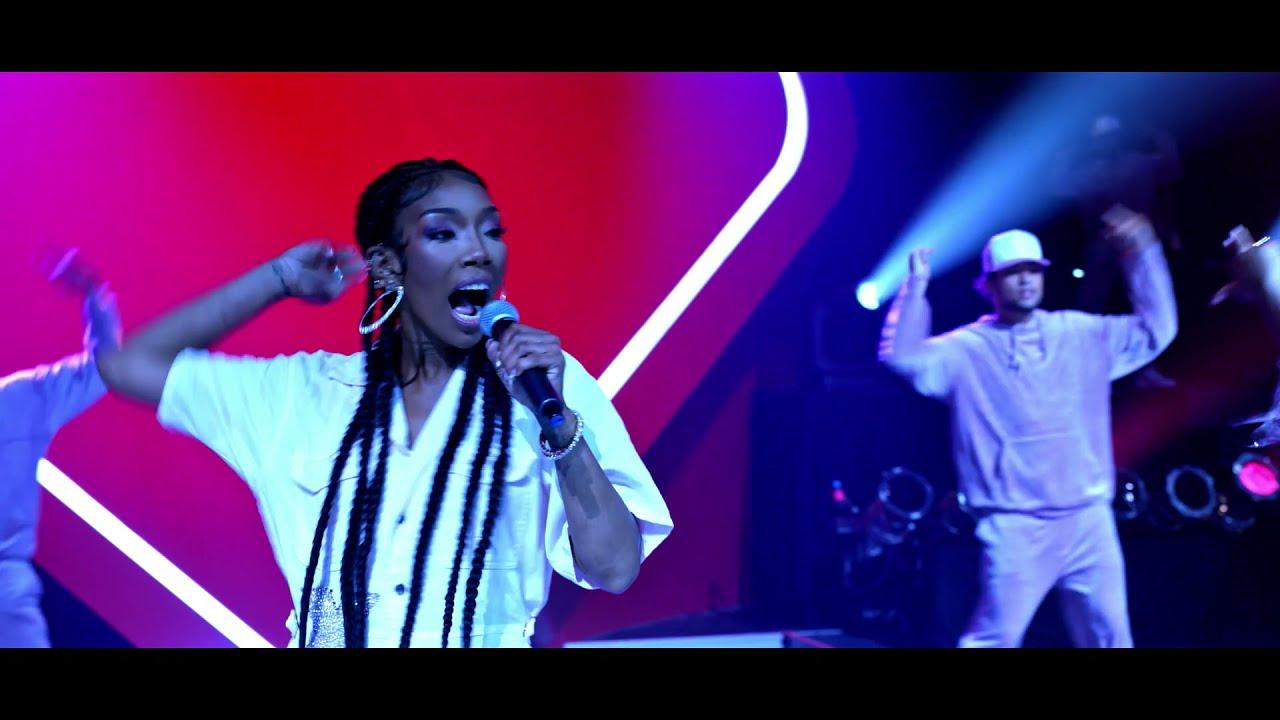 Download Brandy, Nadine Velazquez, Eve, Naturi Naughton, Cam'Ron - Heart of Queens (Official Video)