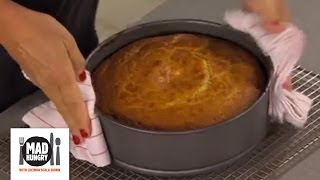 How To Make A Greek Yogurt Cake - Mad Hungry With Lucinda Scala Quinn