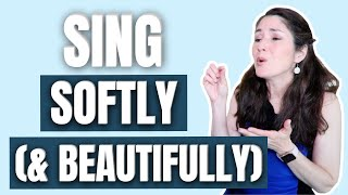 HOW TO SING WITH A SOFT VOICE (BEAUTIFULLY) screenshot 5