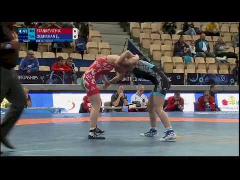 Big Move From Day 4 Of The U23 World C'ships !