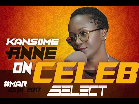 ANNE KANSIIME ON CELEB SELECT WITH CRYSTAL [ MARCH 25TH 2017 ]