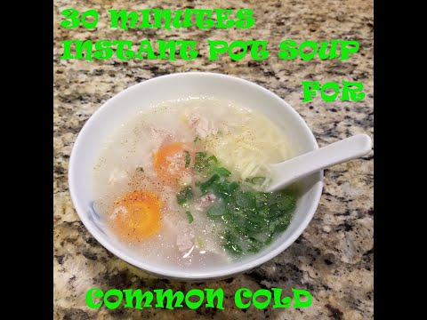 What chicken soup can do for your cold - A natural remedy for common cold