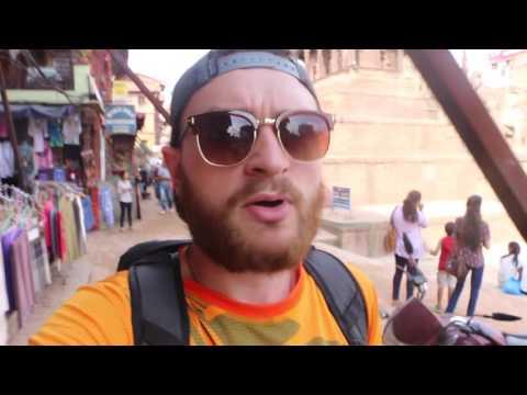 Exploring Bhaktapur, Nepal