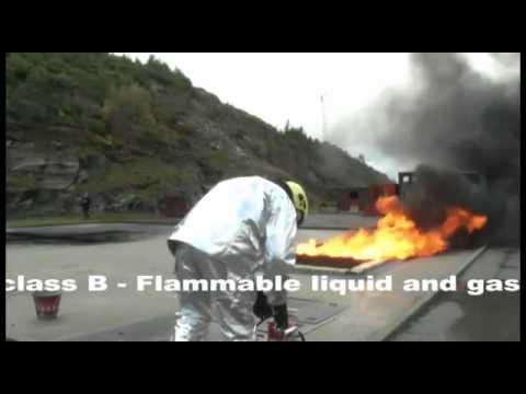 : FireStopper® XL Class B Demo